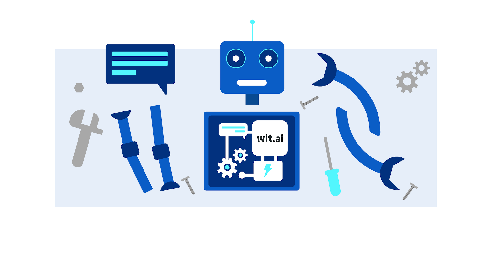 Building Bots with Wit ai - discover bot